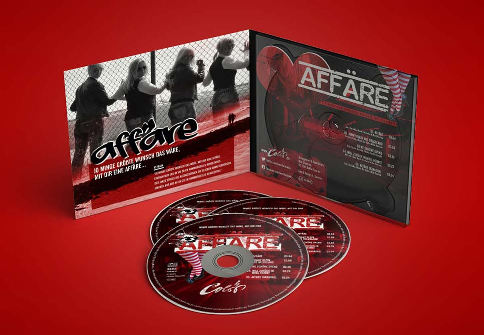 "Colör - CD-Package ""Affäre"""